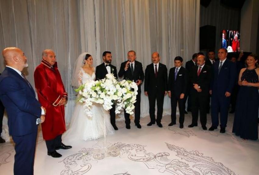 Alişan ile Buse Varol evlendi