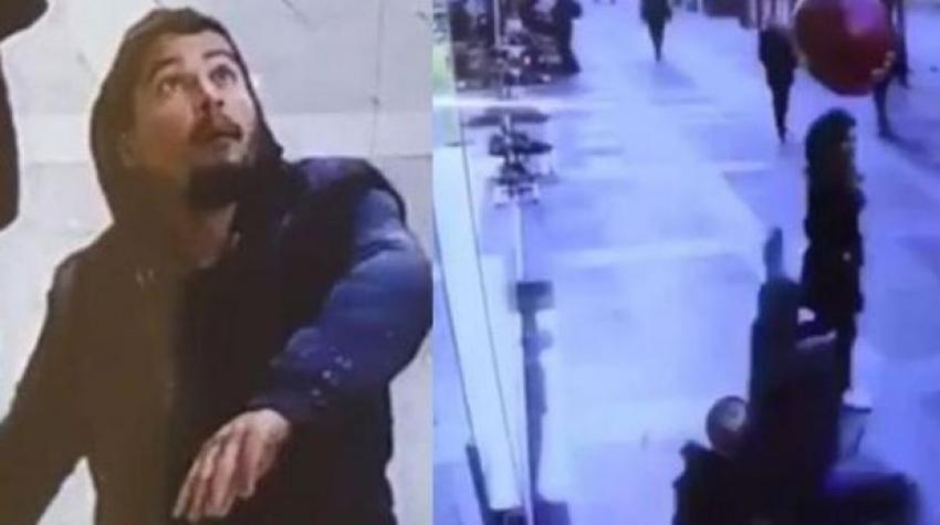 Balona röveşata atan adamın kimliği belli oldu