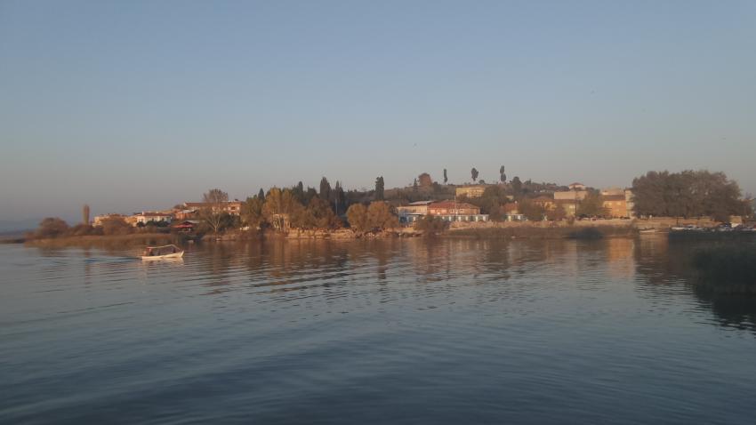 """Gölyazı Mahallesi'nin başlıca geçim kaynağı """"Turizm"""""""