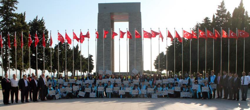 Bursalı öğrenciler tüm Türkiye'ye örnek oldu
