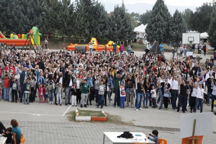 Doğa Koleji Geleneksel Hafta Sonu Şenlikleri