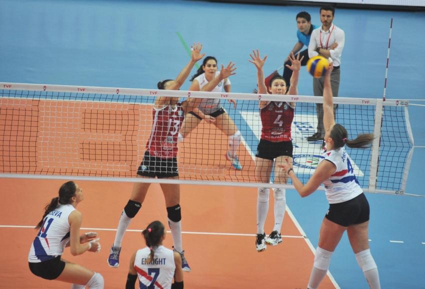Nilüfer Belediyespor - Türk Hava Yolları 3-0