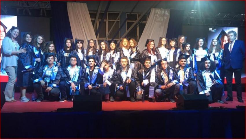 BAL'dan muhteşem mezuniyet töreni