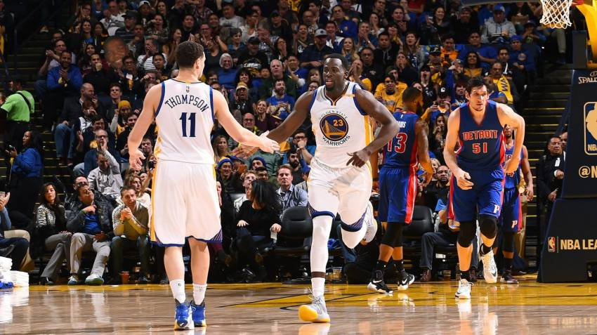 Golden State Warriors zorlanmadı
