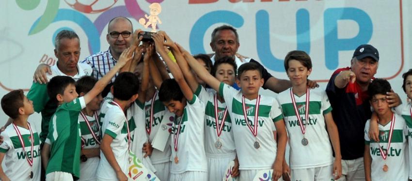 U11 Balkan Cup Sona Erdi