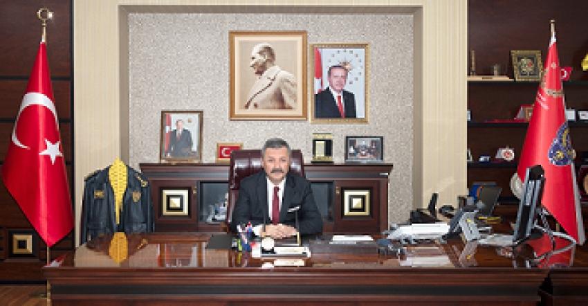 Bursa Emniyet Müdürü Tacettin Aslan oldu!