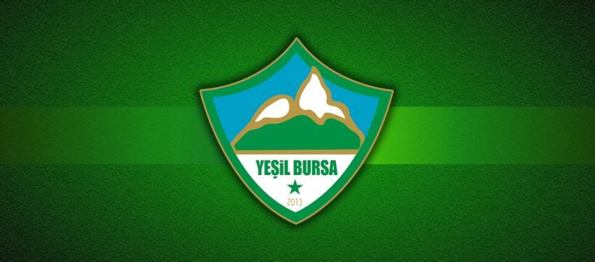 Yeşil Bursa'nın rakipleri belli oldu.