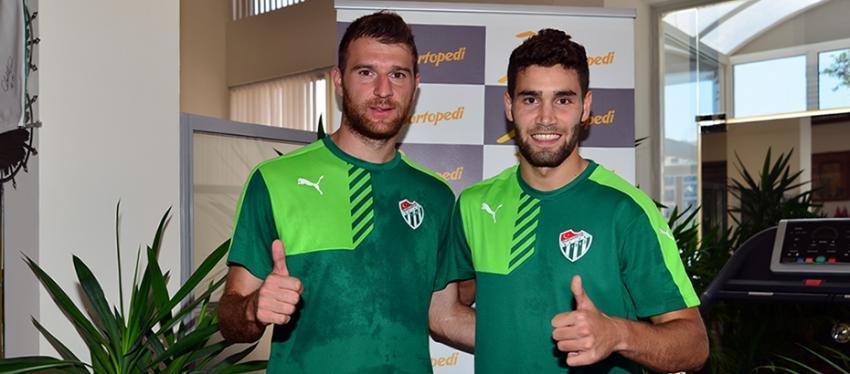 Bursaspor'a katkı sağlamak istiyoruz
