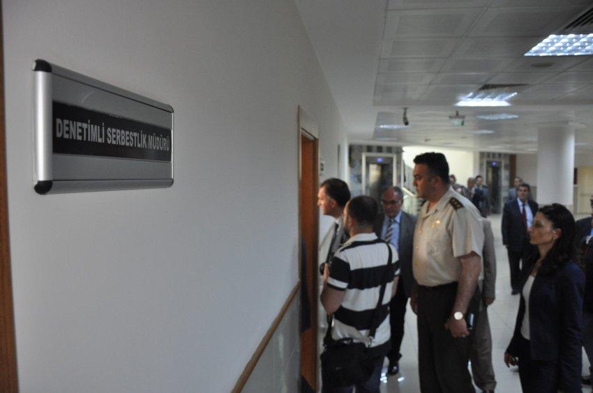 Denetimli Serbestlik Müdürlüğü Bursa'da hizmette