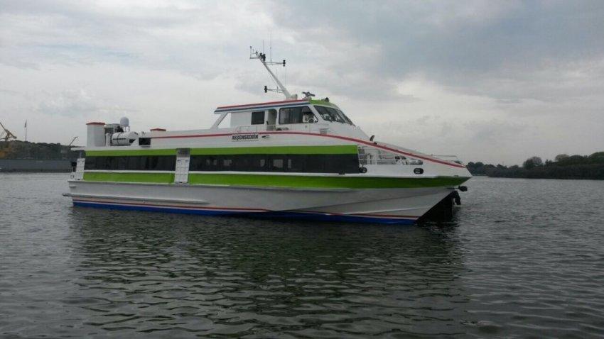 Orhangazi-İznik deniz otobüsü seferleri başlıyor