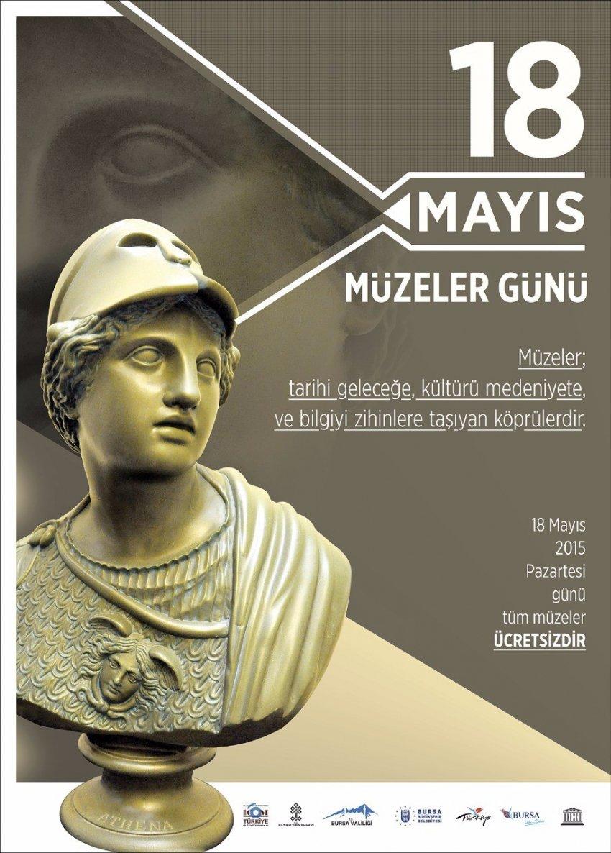 Bursa'da müzeler günü etkinlikleri