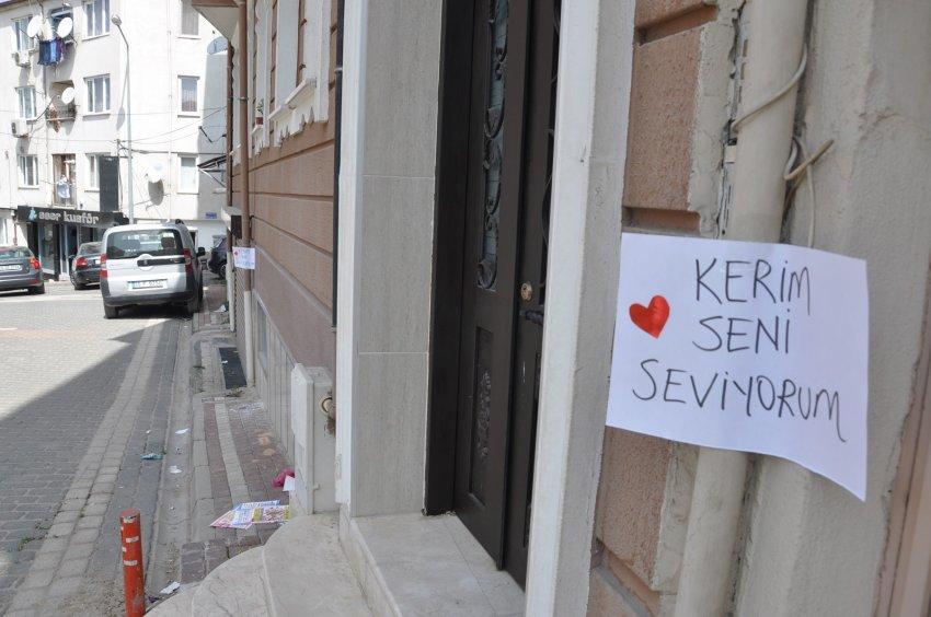 Bursa'da sokak sokak ilan-ı aşk