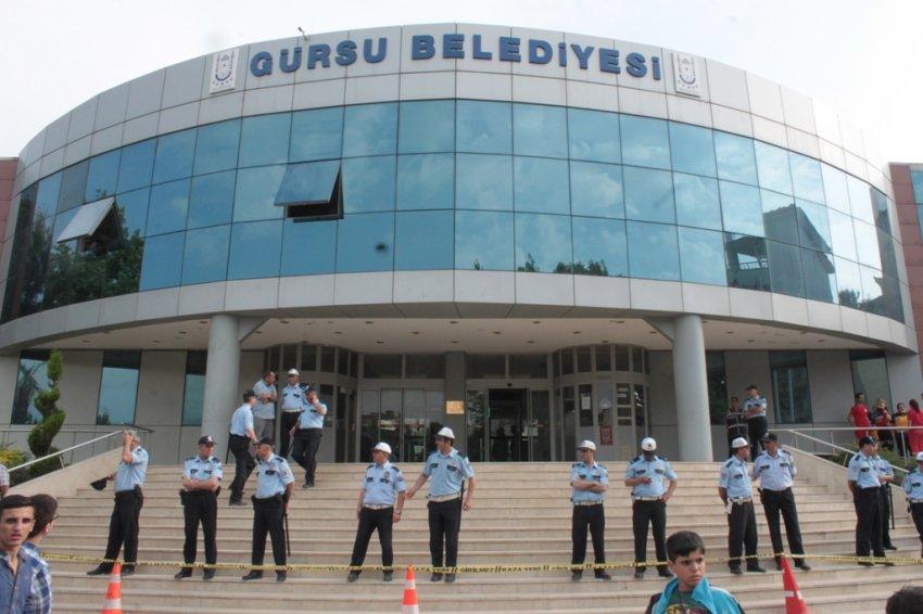 Müezzinoğlu, vurulan belediye başkanı için hastanede!