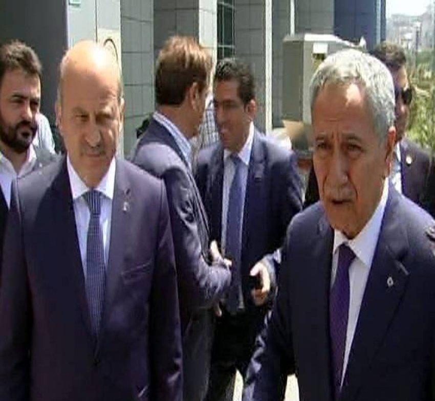 Bülent Arınç Bursa'da