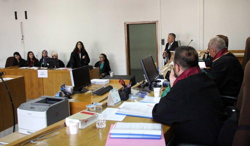 Stajyer avukatların ilk duruşma heyecanı!
