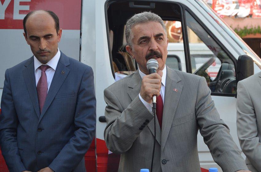 Büyükataman, Cumhurbaşkanı Erdoğan'ı eleştirdi