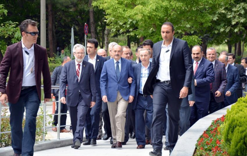 Bakan Bursa'da açıkladı