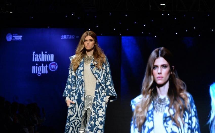 Dünya modasına Bursa damgası