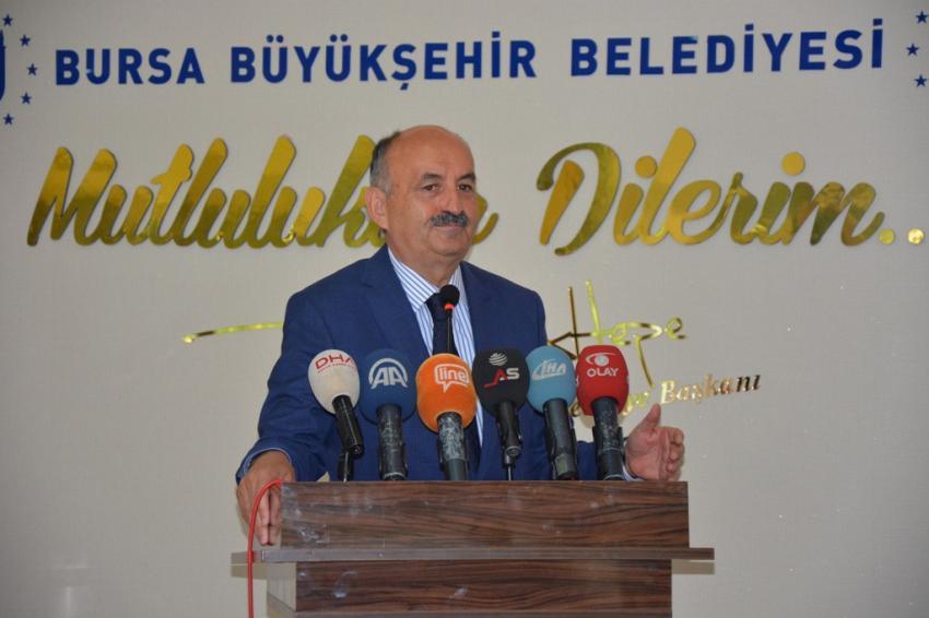 Müezzinoğlu'ndan Türk Tabipler Birliği'e eleştiri