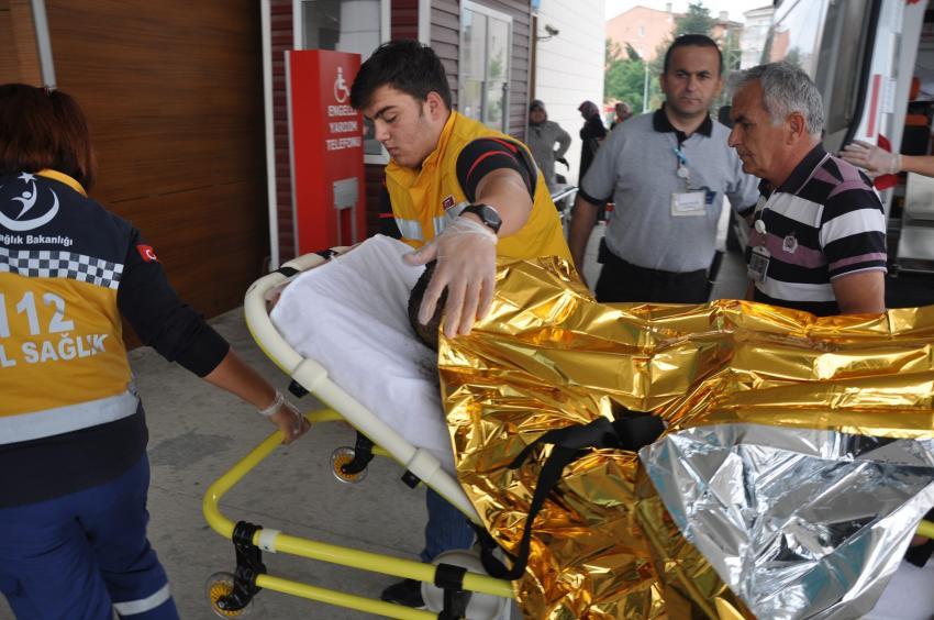 Bursa'da kendini yakan o adamdan üzücü haber