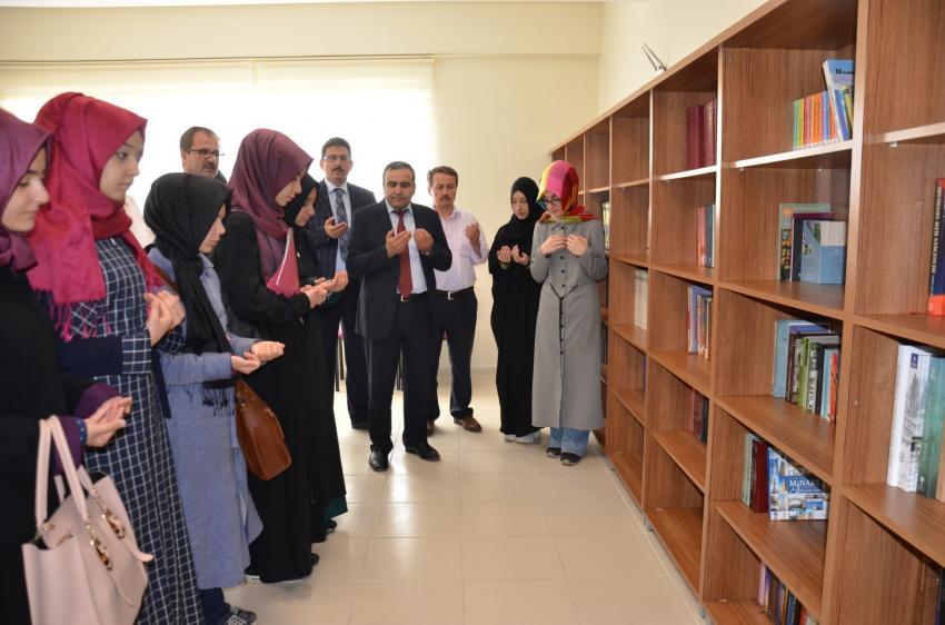 Bursa'da kütüphane seferberliği