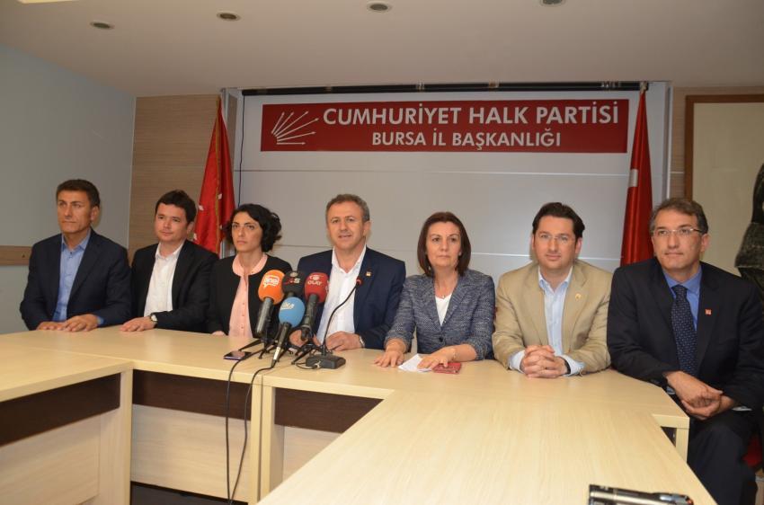 CHP Bursa İl Başkanı seçimi değerlendirdi