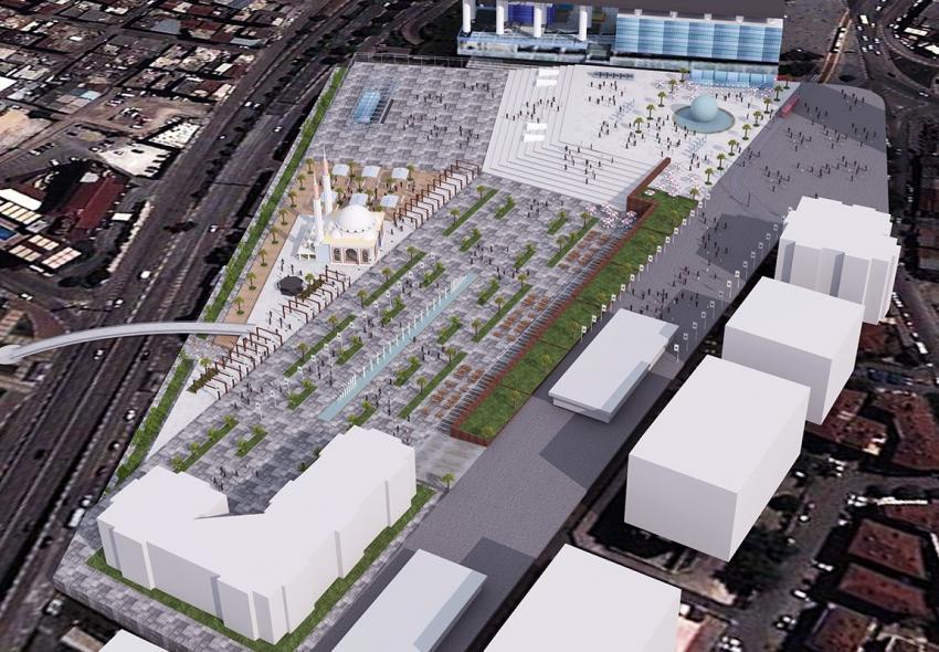Bursa gerçek 'Kent Meydanı'na kavuşacak