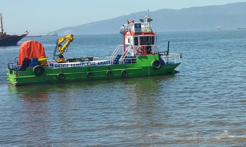 Gemlik'ten Mudanya'ya, Karacabey'den İznik gölüne kadar...
