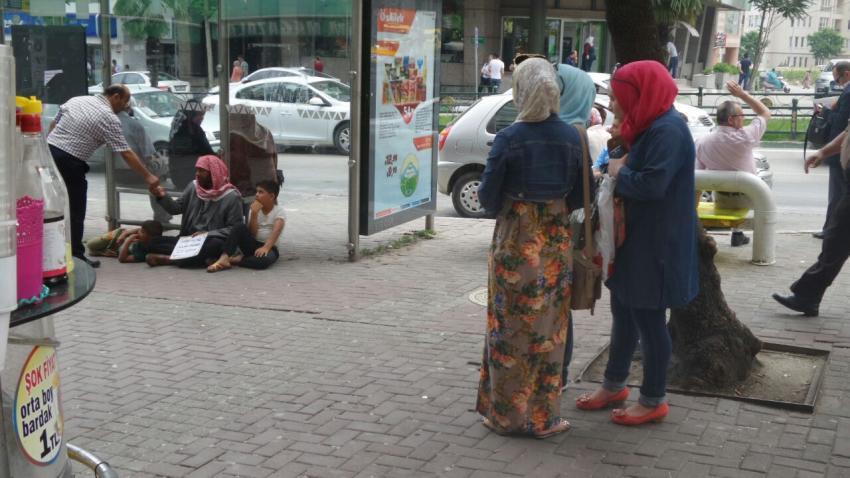 Bursa'daki Suriyelilerbakın nasıl geçiniyor?