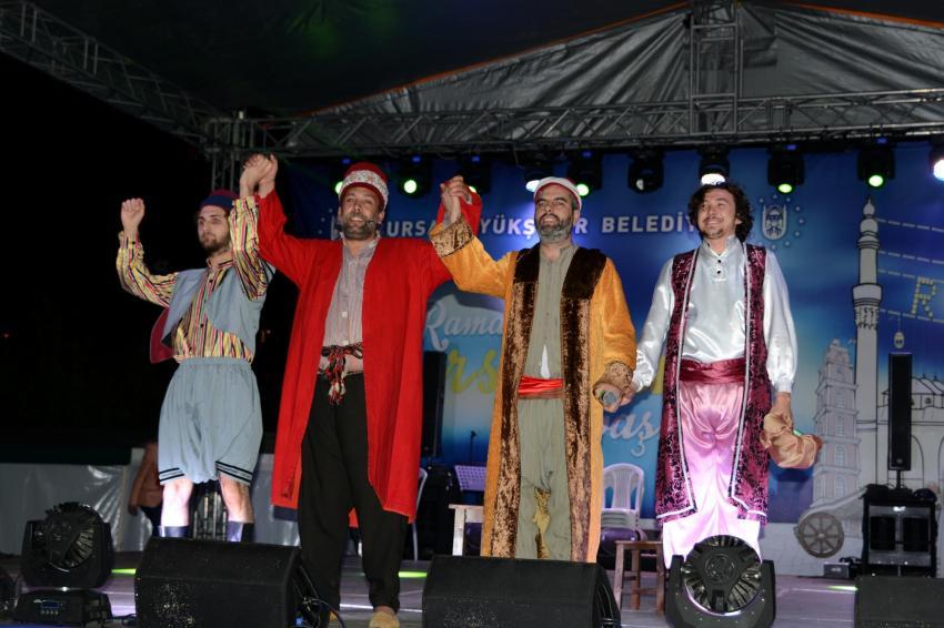 Bursa'da muhteşem gösteri