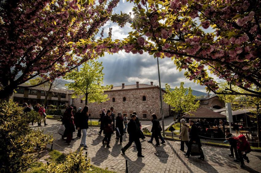 Bursa'da Zaman Fotoğraf Yarışması sonuçlandı