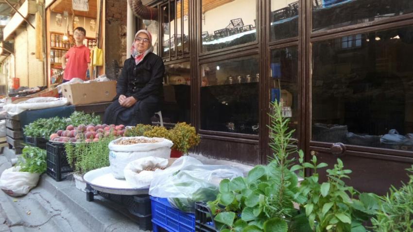 Organik gıdalar Bursalıları bekliyor (ÖZEL HABER)