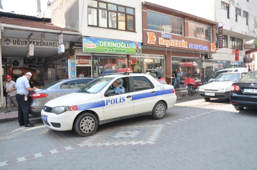Bursa'da bunu yapana ceza!