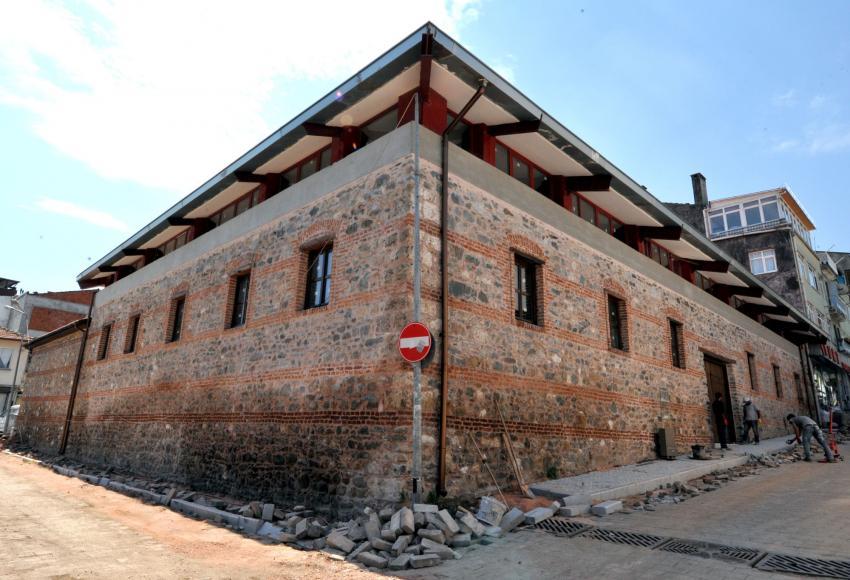 Bursa yeni kültür merkezine kavuşuyor
