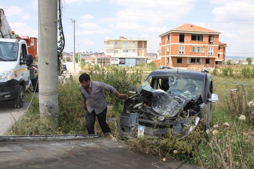 Bursa'da 3 ayrı kaza: 7 yaralı