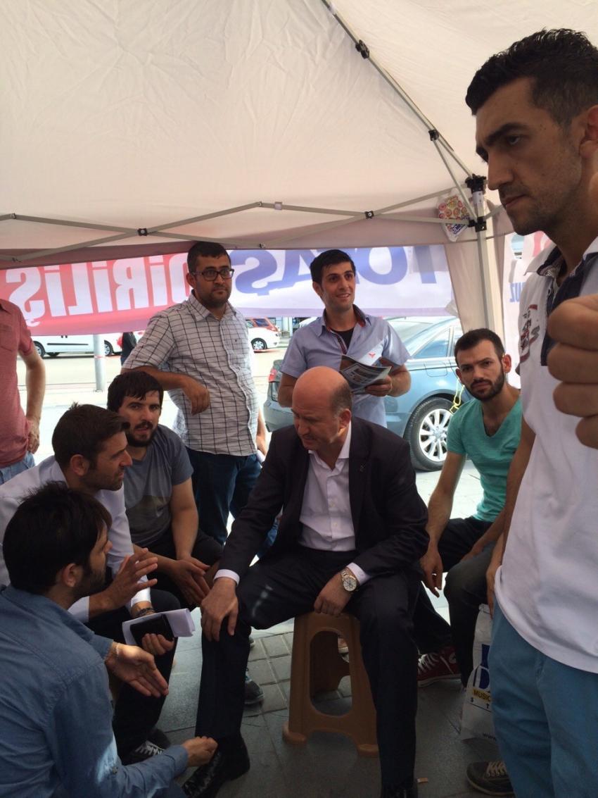 Torun'dan TOFAŞ işçilerine destek!