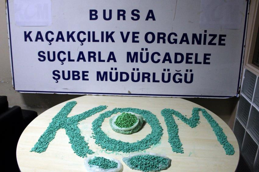 Bursa'da büyük başarıya imza attılar