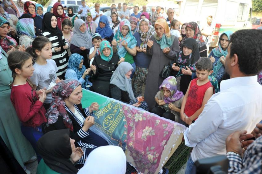 Bursa'da bir ailenin yüreğine ateş düştü