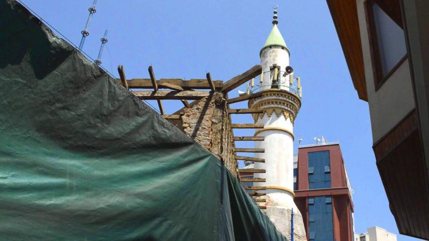 Bursa'daki mescitler onarılıyor