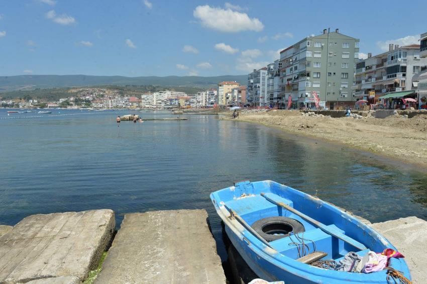 Bursa sahil kenti oluyor