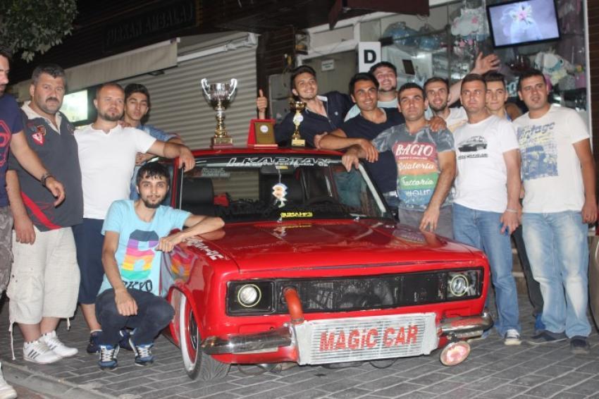 Modifiyeli araç sahipleri Bursa'ya yarış pisti istiyor