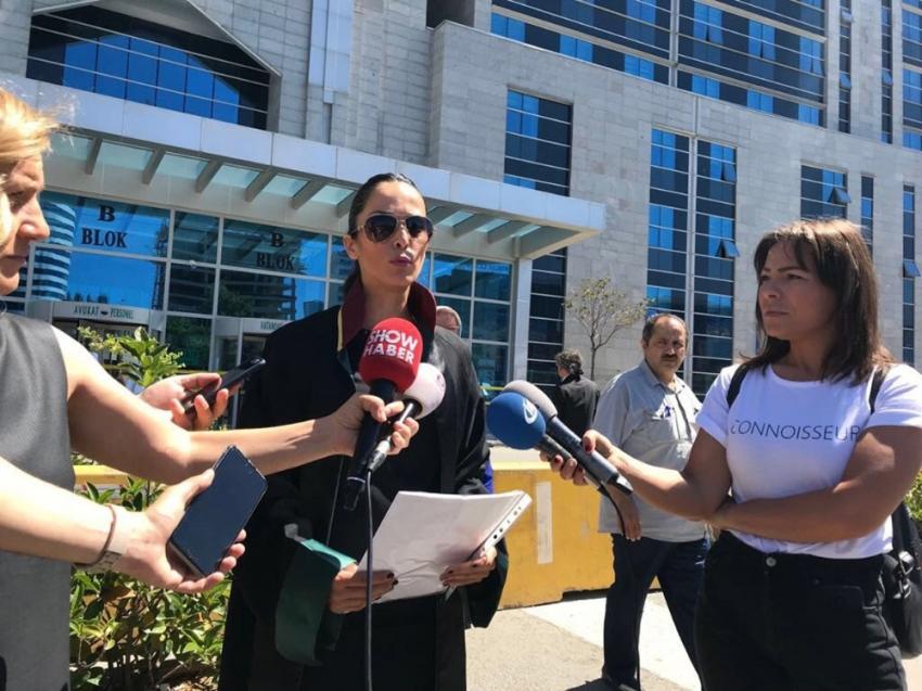 Yasak Elma dizisindeki set çalışanının avukatı açıkladı
