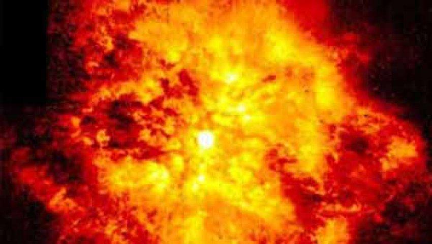 Hakkari'de patlama
