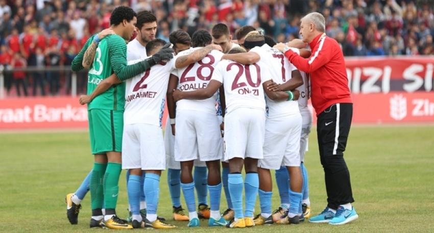 Çorum Belediyespor 0-6 Trabzonspor
