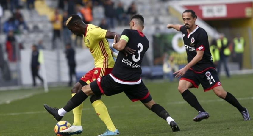Gençlerbirliği 0-1 Evkur Yeni Malatyaspor
