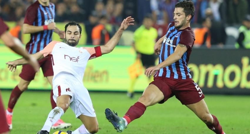 Trabzonspor 2-1 Galatasaray