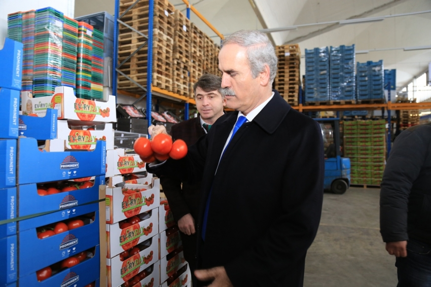Bursa, Büyükşehir ile dünya pazarına açılacak