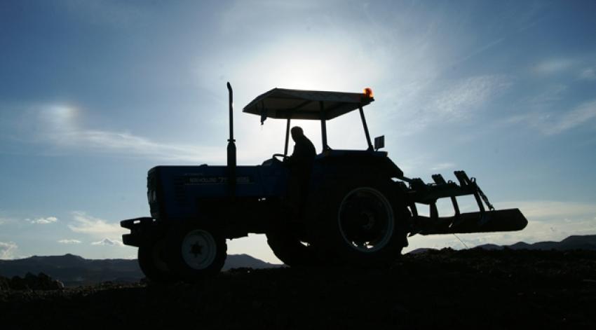 2,7 milyon hektar tarım toprağı yok oldu