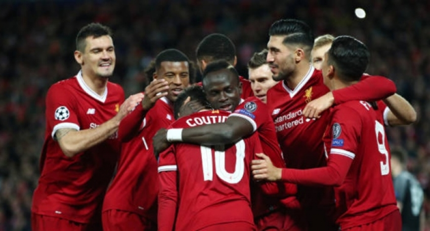 Liverpool Beşiktaş'ı üzdü