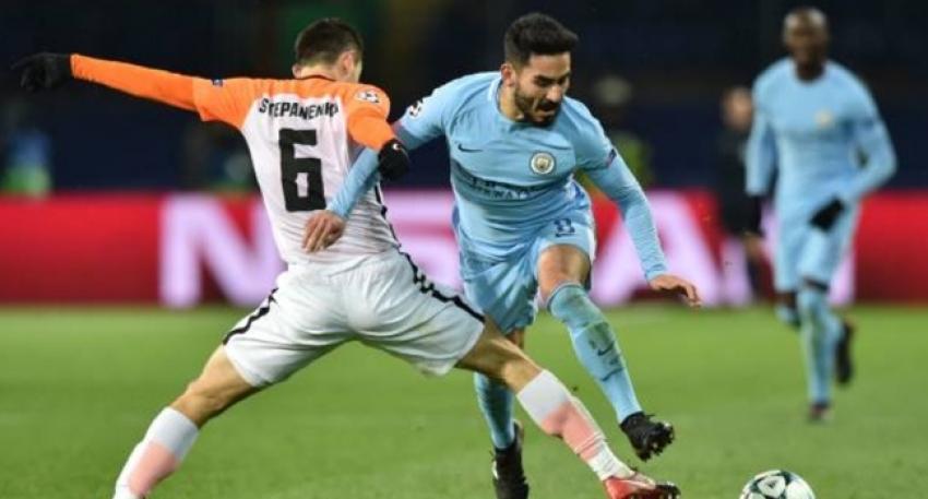 Shakhtar Donetsk 2-1 Manchester City